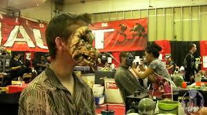 Knotts Halloween Haunt Jobs by Backstage Makeup At Knott U0027s Scary Farm Youtube