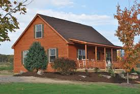 Manufactured Log Homes Vs Our Amish Built Cabins