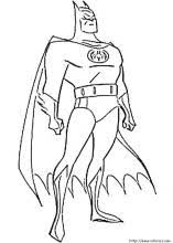 Plush Design Ideas Batman Coloring Pages To Print On