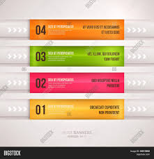 Modern Infographic Template For Business Design Can Be Used Posters Banners