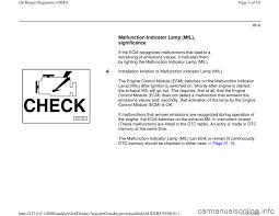 AUDI A3 1998 8L 1 G ATW Engine Board Diagnostic Workshop Manual