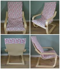 Ikea Glider Chair Poang by Tutorial Bekleding Ikea Stoel Ik Zou Persoonlijk De Overslag Op