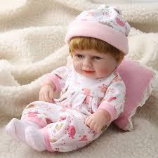 2015 Oem Sweet Dreams Baby DollSmall Vinyl Baby DollsReal Looking