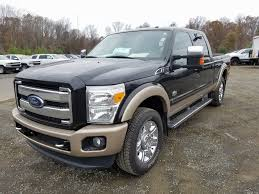 2013 Used Ford Super Duty F-250 SRW King Ranch At Country Diesels ...