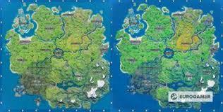fortnite season 4 map im detail eurogamer de