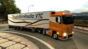 The Charming World Of Euro Truck Simulator's Amateur DJs And 100 ...