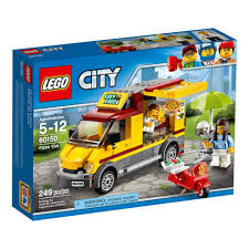 100 Lego City Tow Truck LEGO Great Vehicles Pizza Van 60150 Target