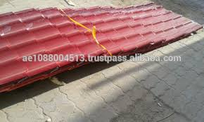 aluminum and gi profile sheets look like clay tile roofing metal