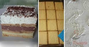 leckerer pudding sahne keks kuchen ohne backen