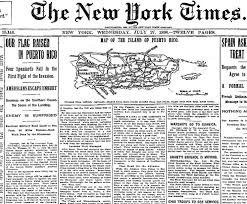 spanish american war imperialism puerto rico nyt new york times