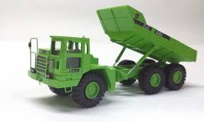 100 Euclid Truck Buffalo Road Imports R45 6x4 Dump 1962 CONSTRUCTION DUMP
