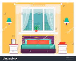 Bright Bedroom Interior Furniture Home Design Stock Illustration ... Home Office Fniture Design Layout Archives Homer City 65 Best Home Decorating Ideas How To Design A Room Official Site Lexington Brands 51 Living Stylish Designs Green Fniture Inhabitat Innovation Modern Contemporary Bb Italia Cool Interior Apartemen Idea Mannahattaus Designer Prepoessing Trend Decoration Spacesaving Dezeen On New Capvating