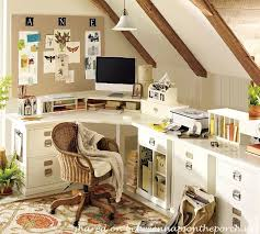 How to Design an fice with Pottery Barn Bedford Furniture and A
