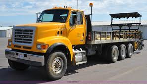 2003 Sterling LT9500 Flatbed Truck | Item F2498 | SOLD! Sept... 2007 Sterling A9500 Single Axle Day Cab Tractor For Sale By Arthur Used Dump Trucks For Sale L7501 Sleeper Truck Used 2006 Sterling Actera Cab Chassis Truck For Sale In Md 1306 2001 Acterra 7500 Refurbished Vacuum New Jersey Supsucker Jet Vac 2005 Lt9500 Single Axle Daycab 561721 Trucks Tractors Semi N Trailer Magazine Garbage