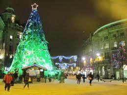 christmas lights switch on sheffield city centre sunday 23