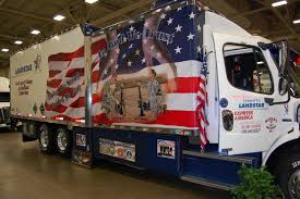 Show Truck Salute To The Military   American Trucker Simpson Trucking Other Things Peterbilt 359 Landstar R Flickr Tlg Transport Inc Specialized Transportation Heavy Haul Lease To Part 4 Braeside Llc Air Freight Land Star Transporting Co Getting Your Own Authority In Ipdent Jobs Ldboards To Pinterest Less Than Truckload Ltl Shipping Ownoperator Truck Trailer Express Logistic Diesel Mack Jacksonville Florida Jax Beach Restaurant Attorney Bank Hospital