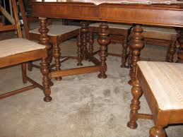 Antique Dining Room Furniture 1920 Tables With Leaves Peopleonthepipeline