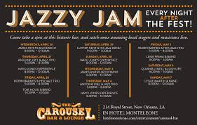Hotel Monteleone's Jazzy Jam Treats Jazz Fest Revelers Gambits 40 Under 2014 Under Gambit Weekly New Press Releases University Of Orleans Robin Barnes The Fiya Birds Ace Hotel Boutique Dallas Mavericks Pelicans Nba Score Recap Nov 3 Calco At Weftec In News Spartans Foootball Club Building Athletes Teamwork Online Bookstore Books Nook Ebooks Music Movies Toys Electric Linkedin Ihs Will Hold Graduation May 27 Nolacom Booba Living The Blues Featured Electrical Contractor Magazine