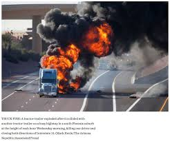 Did Exploding Samsung Smartphones Kill 3 In Florida? - Tech ARP Investigators Looking Into Cause Of Truck Explosion While Crew Was Tanker With 9000 Gallons Gas Overturns Explodes Portland Food Explodes Kobitv Nbc5 Kotitv Nbc2 Pickup Next To Southcrest Apartments The San Diego Propane Tanker Flames On I40 Kforcom Takata Troubles Worsen As Kills Texas Woman Watch Tipped Engulf Highway In Cnn Video Fire More Than 100 People Gerianile Ohp Man Pulls Driver From Burning Fedex After Crash Us Syria Dozens Killed Fuel Truck Explosion Airstrikes Near Eric Sniders Sort Boring Blog Party Whole Road Engulfed Ethanol Erupts Following