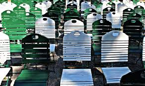 100 Folding Chair Art Free Images White Seat Green Vehicle Art Design Rows Of