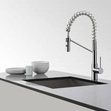 Commercial Pre Rinse Chrome Kitchen Faucet by Faucet Com Kpf 2630ch In Chrome By Kraus