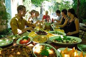 provencal cuisine gastronomy provence mediterranean cooking in a