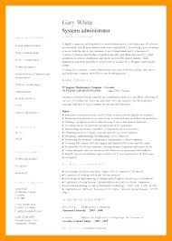 Network Administrator Resume Administration Objective Examples