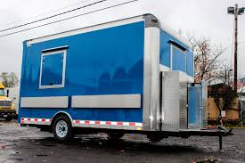 Food Truck/Trailer Built For Hawaii - Q4 - YouTube