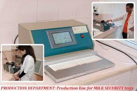 100 Milk Truck Tester Company