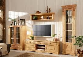 home affaire wohnwand teresa set 3 tlg bestehend aus 1 vitrine klein 1 vitrine groß 1 lowboard kaufen otto