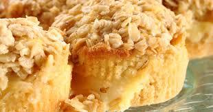kuchen backen mit haferflocken rezept für apfelkuchen