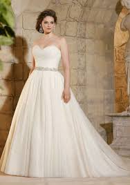 asymmetrically draped soft net morilee bridal wedding dress