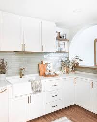 21 White Kitchen Cabinets Ideas 16 Backsplash Ideas For White Kitchens