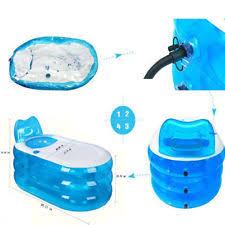 Portable Bathtub For Adults Online India by Inflatable Bath Tub Ebay