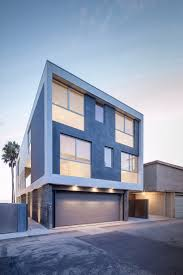 100 Modern Houses Los Angeles ZigZag House In Venice USA