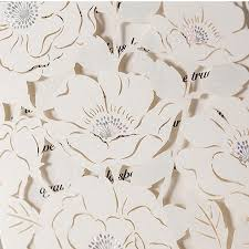 Flower Paper Cutting Templates