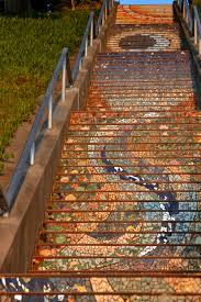 the 16th avenue tiled steps san francisco google search mosaic