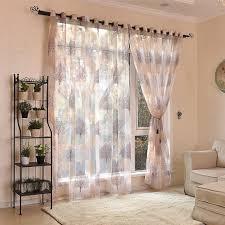 100 cm x 250 cm 1pcs panels für vorhänge bloomma baum blumen
