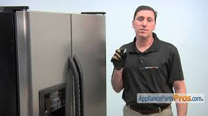 refrigerator light bulb part wr02x12208 how to replace