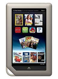Amazon Barnes & Noble Nook Tablet 8GB Touchscreen 7