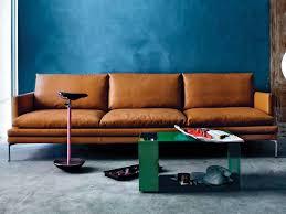 Armen Living 844 Barrister Sofa by Zanotta 1330 William Three Seater Sofa New Home Living Room