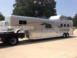 4-Star Trailer Heading To Stephenville, TX For Living Quarters To Be ...