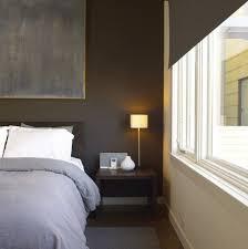 erfrischende ideen für schlafzimmer die dunkel gefärbt sind