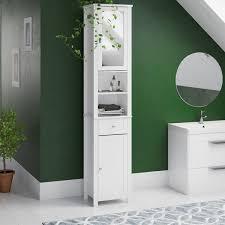 40 cm x 190 cm verspiegelter badschrank große