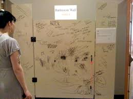 Bathroom Stall Wall Stunning On Throughout H66 About Home Interior Design Ideas 6