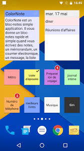 telecharger un bloc note pour le bureau colornote bloc notes notes applications android sur play