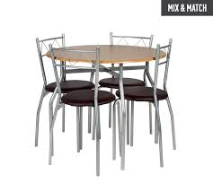 Buy Oslo Round Wood Effect Dining Table & 4 Chairs At Argos.co.uk ... 38 Types Of Ding Room Tables Extensive Buying Guide Space Saver Set Homesfeed Glass Table 4 Chairs Black And White 5pc Spacesaving 1 Oak Finish Appealing Round Unvarnished Wooden Kitchen Dinky Chair 80 Cm Amparo Saving Grey In Coventry West Midlands Gumtree Modern Contemporary Spacesaving Ding Set Fniture Brand New Oslo 5 Piece With Chrome Legs Manchester Tables The Stylish Answer To Space Saving Cousins Details About Folding Extending Small Castle Point For