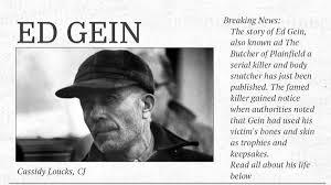 Ed Gein Human Lampshade by Ed Gein Serial Killer