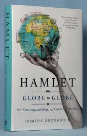 Image For Hamlet Globe To Two Years 193000 Miles 197 Countries