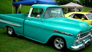 1959 Apache FleetSide - YouTube 1955 Chevy Truck Chevrolet Cameo Rear 55 59 Dne With Our 1959 Chevy Apache Work In Progress Dnes 194759 Pickup Truck Wiper Kit W Wiring Harness Cable Drive Pin By Frank Gillespie On 5559 Trucks Pinterest Gmc 50 Trucks Archives Stand Out Rides Custom Designed System Is Easy To Install The Hurricane Heat Cool Quick Task Force Id Guide 11 Second Series Chevygmc An Even Trade Produced This Badass Video This Ls Swapped Is One Restomod Dually